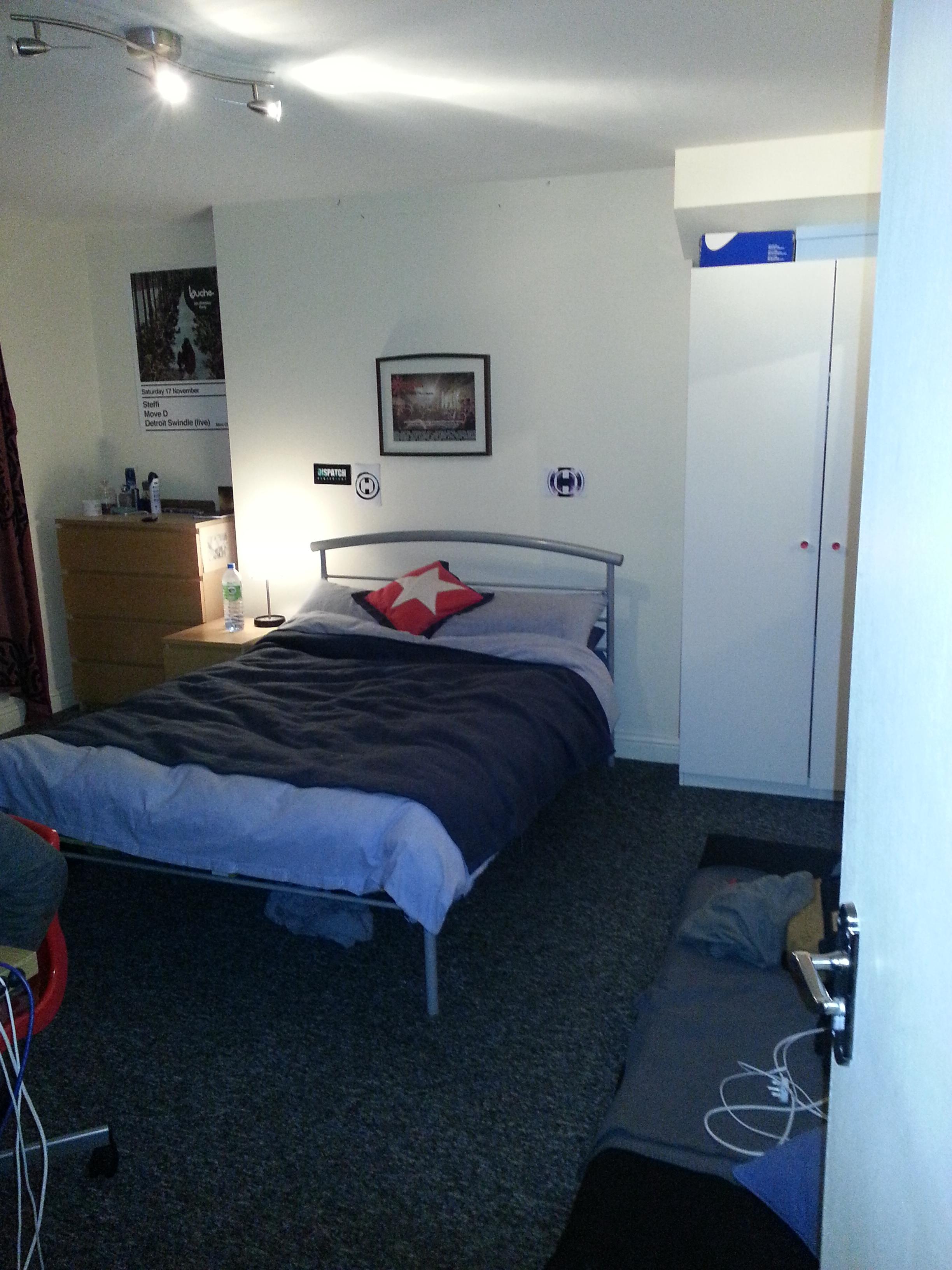7a basement bedroom