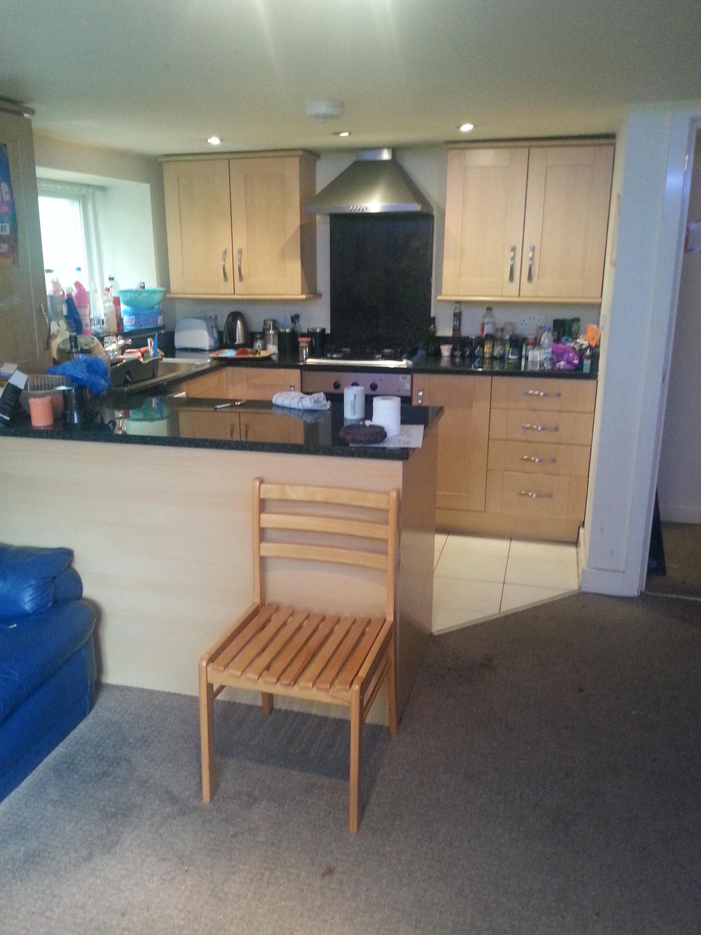 3 wynnstay flat 1 kitchen