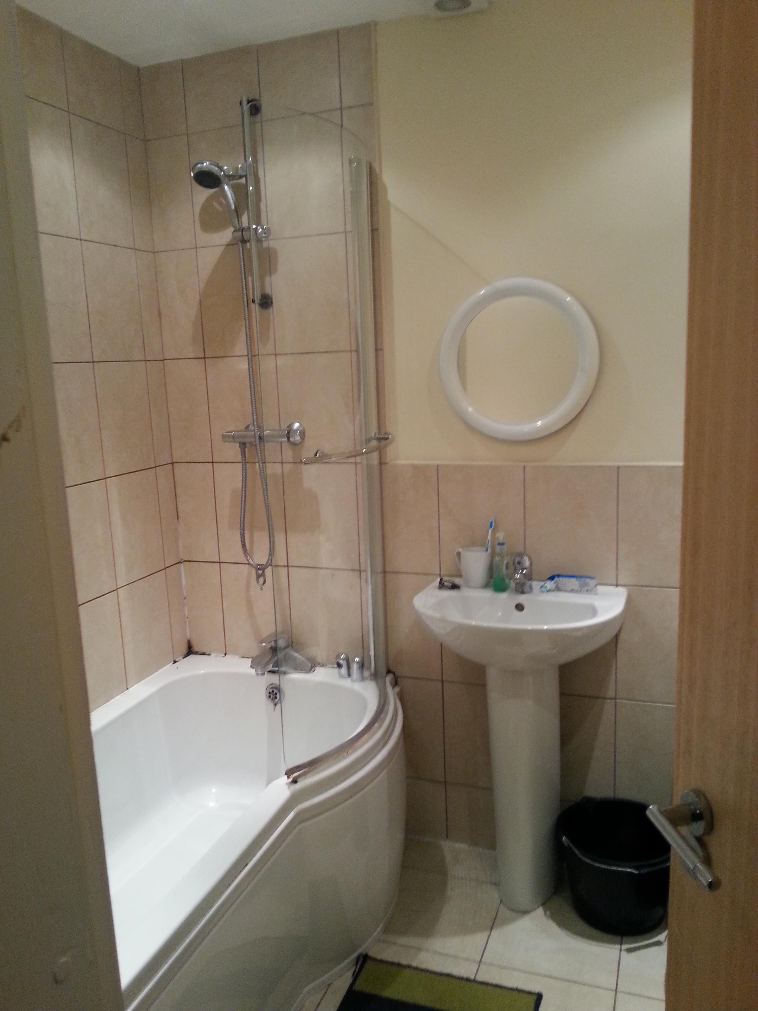 flat 9 st pauls bathroom