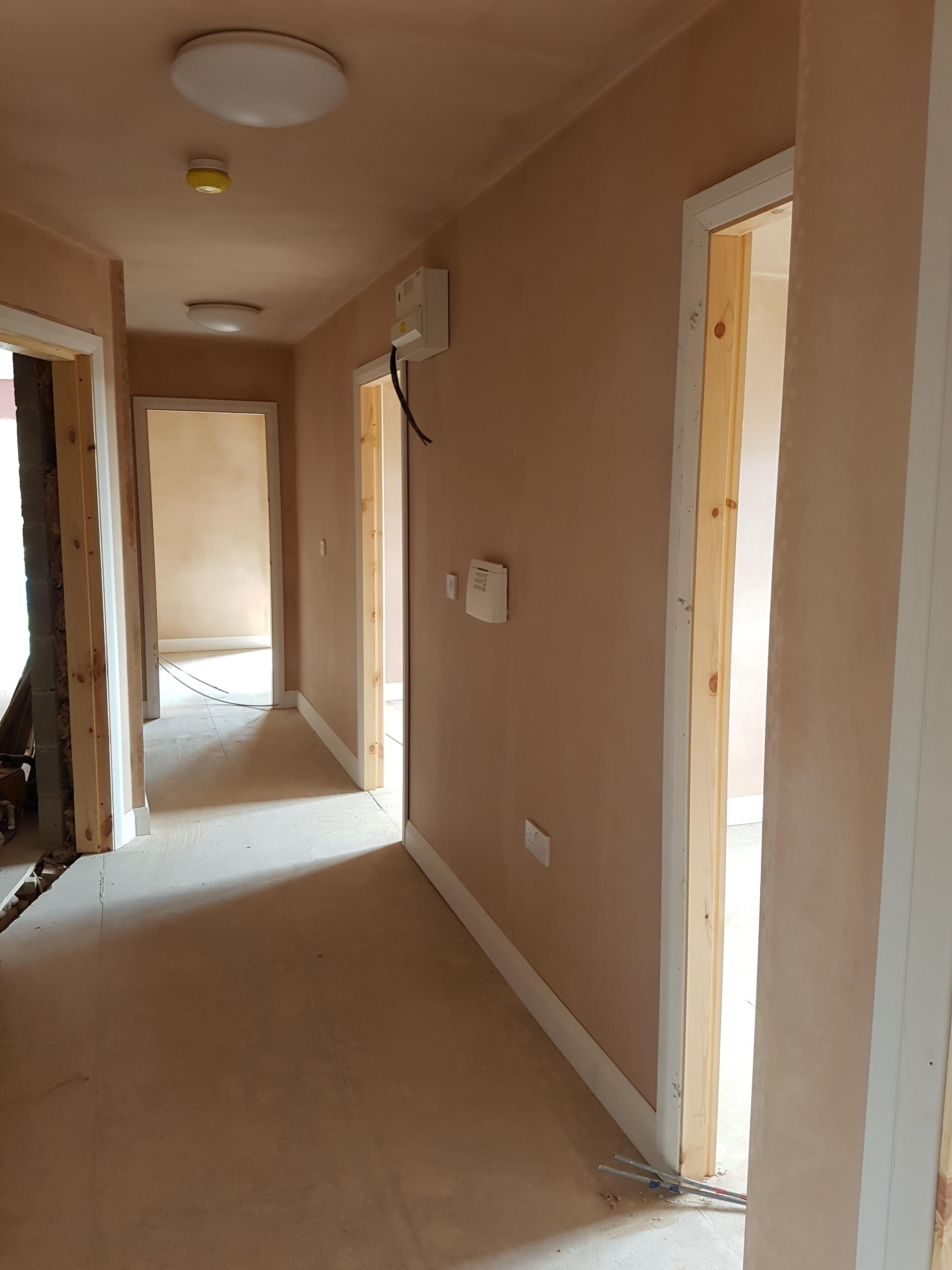 alexander court 4 beds hallway